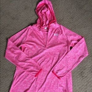 Under Amour pink loose hoody